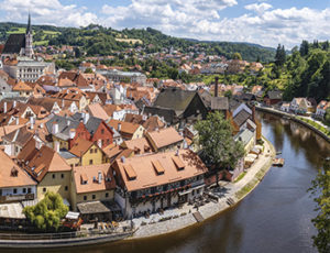 Discover Czechia with DHL Express Luxembourg